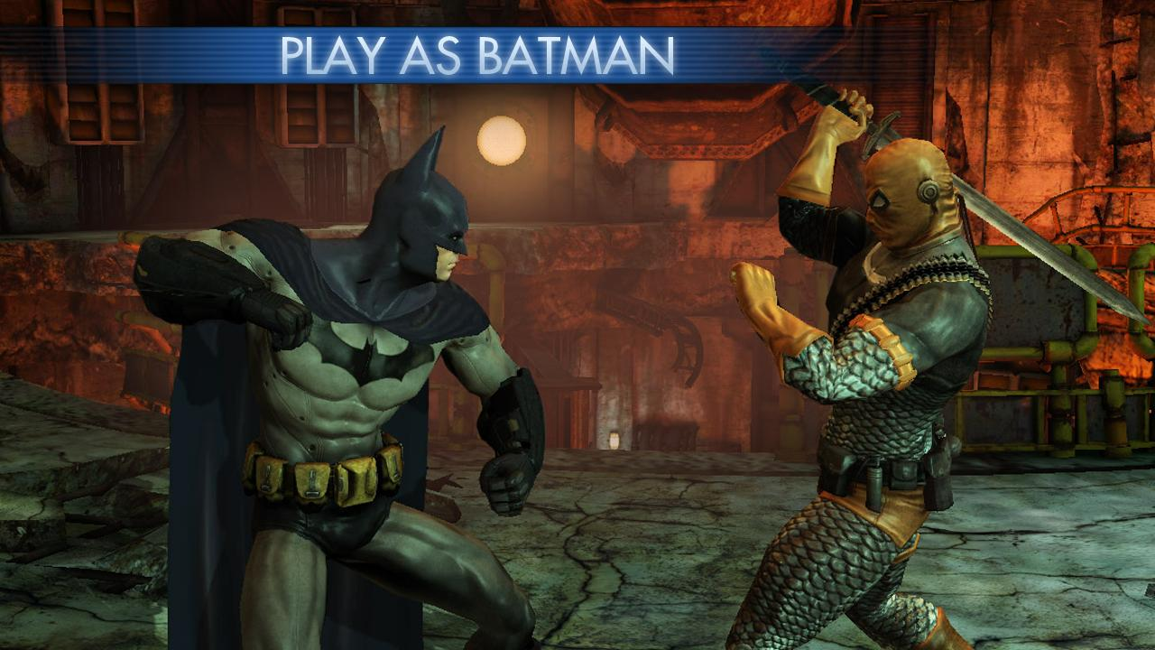 Batman: Arkham City Lockdown - screenshot