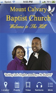 Mount Calvary Baptist Church- screenshot thumbnail