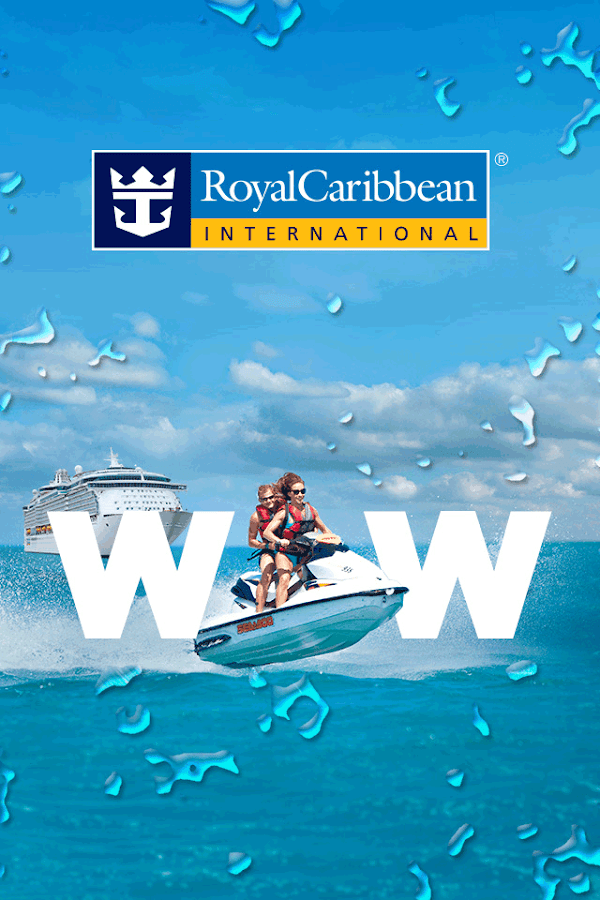 Royal Caribbean International - screenshot
