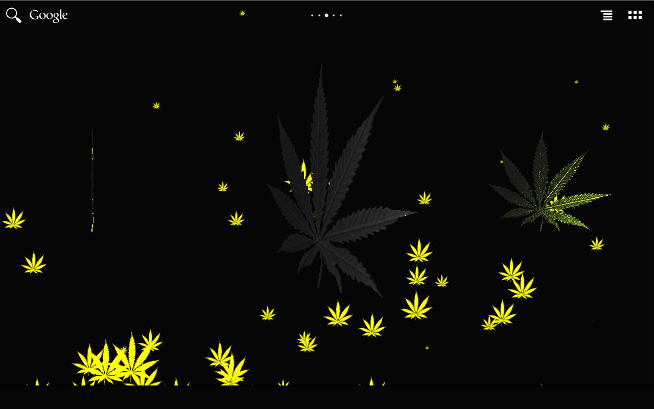 Cannabis Hd Live Wallpaper Aplicaciones Android En