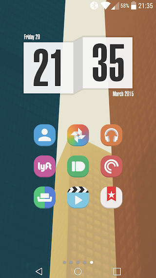 Da UI - Icon Pack - captura de tela