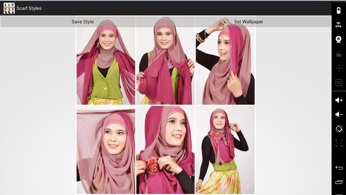 scarf styles android apps on play