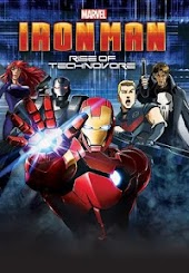 Iron Man: Rise Of Technovore (Dubbed)