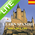 Learn Spanish vocabulary  LITE icon