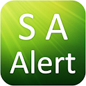 Adelaide South Australia Alert icon
