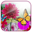Flowers HD LWP icon
