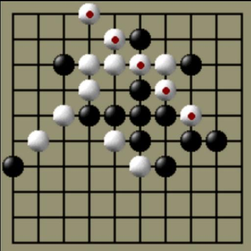 Super GOMOKU ( Five in a row )