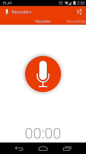 玩工具App|SM 錄音機+免費|APP試玩