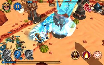 Royal Revolt 2 Screenshot 8