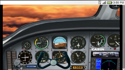 Kids Airplane Simulator Fun