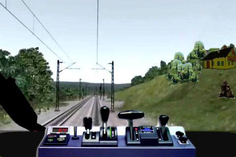 Fast Train HD