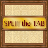 Split the Tab Shared Tip Calc.
