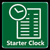 Starter Clock