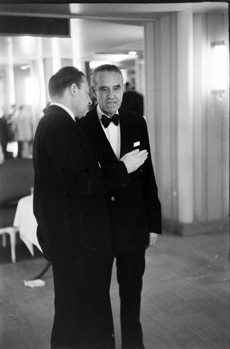 Truman-Barkley-Rayburn Dinner, Washington, D.C.