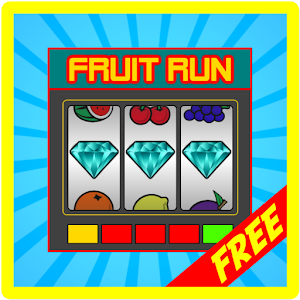 Fruit run slot machine