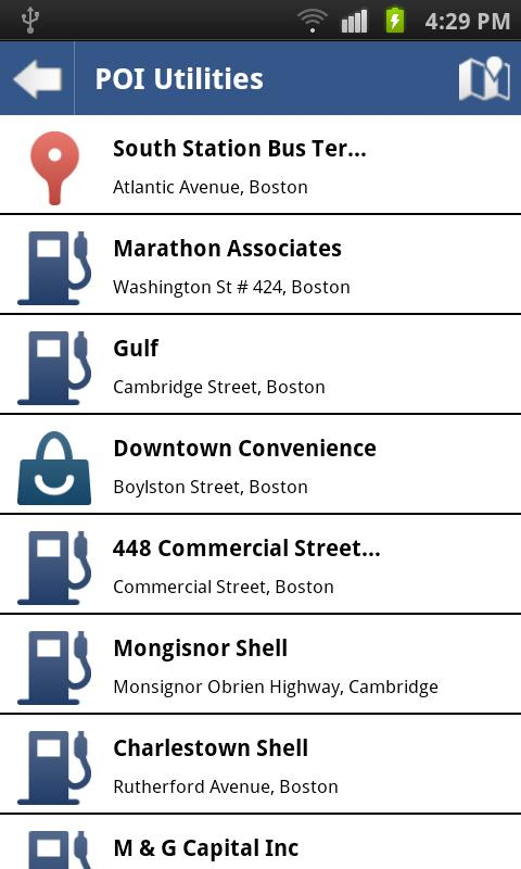 Car Parking Utilities - screenshot