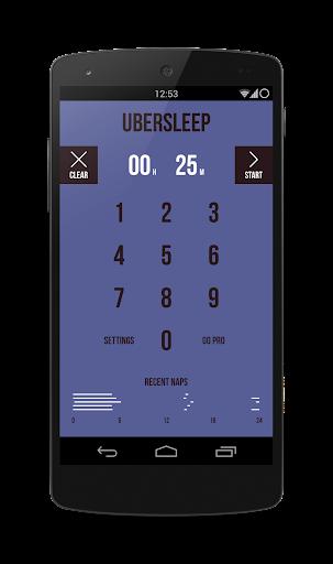 Ubersleep Alarm