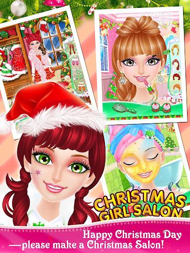 聖誕女孩沙龍