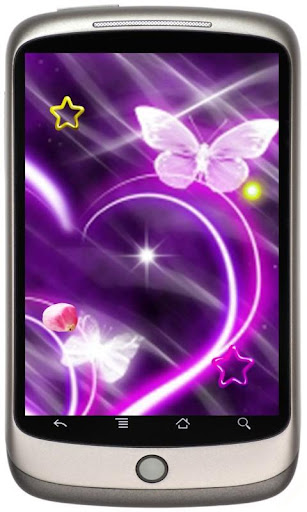 Love Wishes live wallpaper