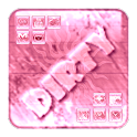 Dirty Pink logo
