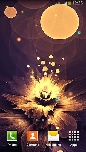 玩免費個人化APP 下載霓虹花朵動態壁紙 app不用錢 硬是要APP