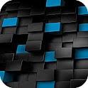 Abstact Cube Keys LWP logo