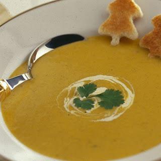 Festive Crab Soup