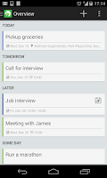 Screenshot of /du:/ free - Tasks & ToDo list