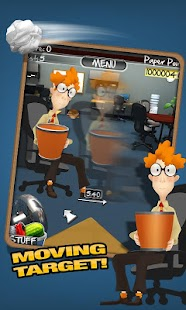 Paper Toss 2.0 - screenshot thumbnail