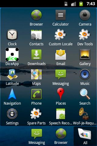Home Sample- screenshot