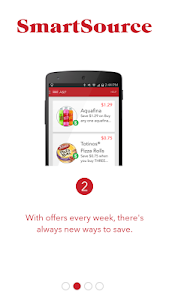 SmartSource Coupons screenshot 2