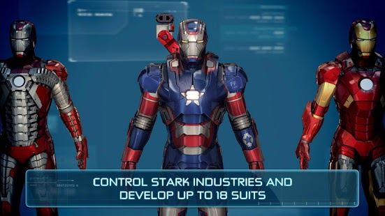 Iron Man 3 - The Official Game- screenshot thumbnail