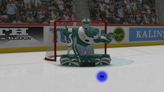 Virtual Goaltender Lite - screenshot thumbnail