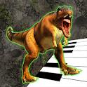 T. Rex Dinosaur Roar 3D Piano icon