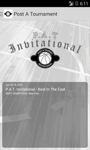Post A Tournament Inc.