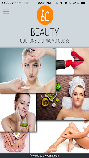Beauty Coupons - I'm In