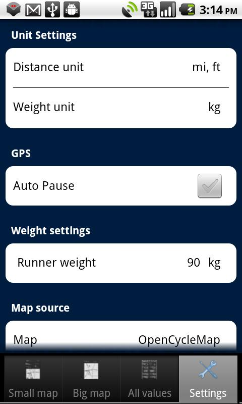 i.Run - GPS Running Coach- screenshot