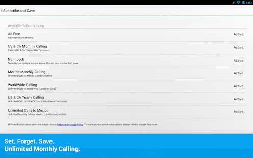 textPlus Free Text + Calls - screenshot thumbnail