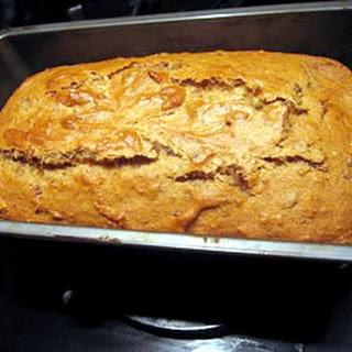 Moist Date Nut Bread.