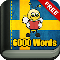 Learn Swedish - 6,000 Words icon