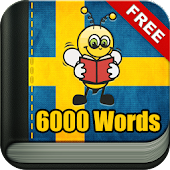 Learn Swedish 6,000 Words