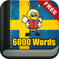 Learn Swedish 6000 Words 4.52