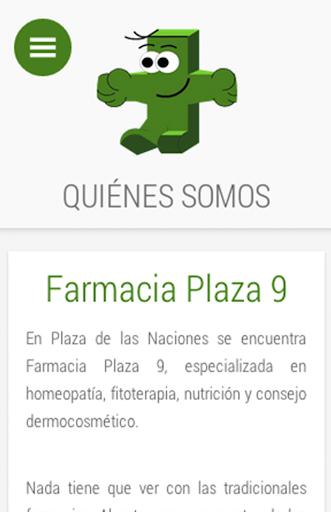 Farmacia Plaza 9
