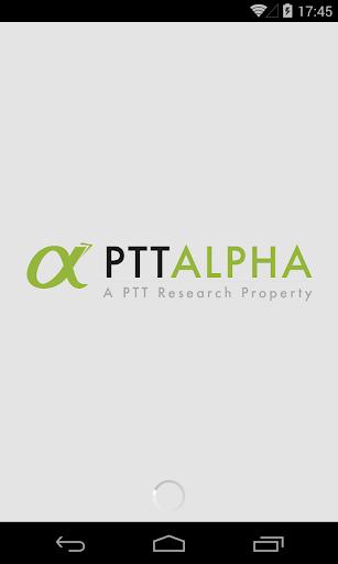 PTT Alpha