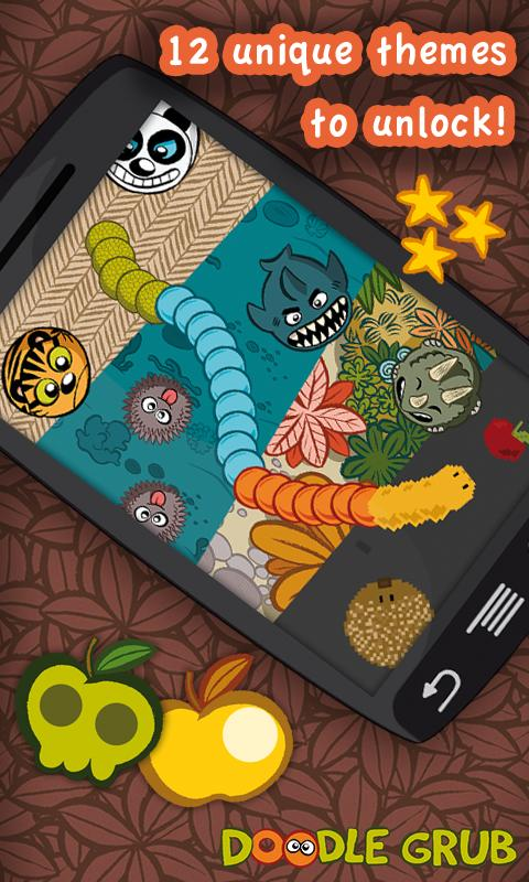 Doodle Grub - Twisted Snake- screenshot