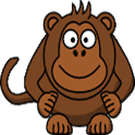 Kids-Catch the Monkey logo