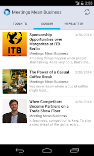 Meetings Mean Business- screenshot thumbnail