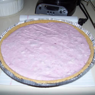 Cassie's Frozen Cranberry Pie