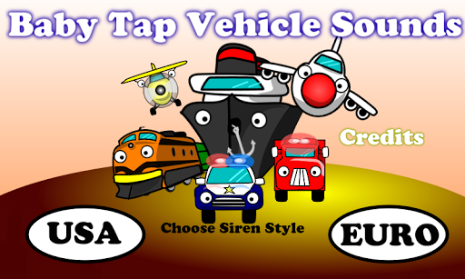 Baby Tap Vehicle Sounds