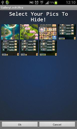 無料工具AppのProtected Gallery (hide pics)|記事Game
